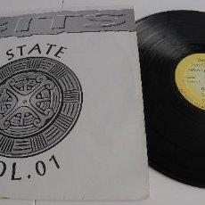 Discos de vinilo: STATE - VOL. 01 - BITS . Lote 155372242