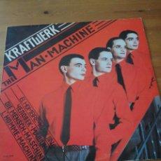 Discos de vinilo: KRAFTWERK . THE MAN MACHINE. Lote 155375334