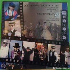 Discos de vinilo: EP 12'' ELTON JOHN – WRAP HER UP (ENVUÉLVELA) . Lote 155376266