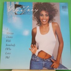 Discos de vinilo: EP 12'' WHITNEY HOUSTON – I WANNA DANCE WITH SOMEBODY (WHO LOVES ME). Lote 155376486
