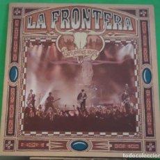 Discos de vinilo: LP LA FRONTERA – CAPTURADOS VIVOS 2LP. Lote 155377954
