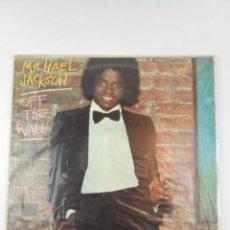 Discos de vinilo: MICHAEL JACKSON OFF THE WALL LP . Lote 155385298