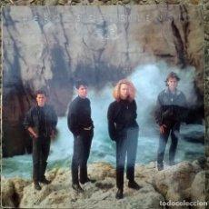 Discos de vinilo: HÉROES DEL SILENCIO. EL MAR NO CESA. EMI, SPAIN 1988 LP + COPIA DE ENCARTE (068-7914551). Lote 155387342