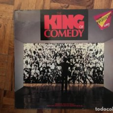 Discos de vinilo: THE KING OF COMEDY SELLO: WARNER BROS. RECORDS ?– 92.3765-1 FORMATO: VINYL, LP PAÍS: GERMANY . Lote 155387654