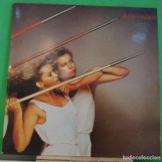 Discos de vinilo: LP ROXY MUSIC – FLESH AND BLOOD . Lote 155394494