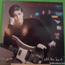 Discos de vinilo: LP PAUL MCCARTNEY – ALL THE BEST 2LP. Lote 155396274