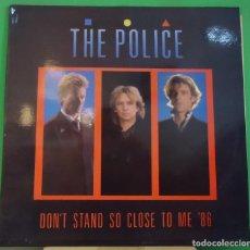 Discos de vinilo: MAXI 12'' THE POLICE – DON'T STAND SO CLOSE TO ME '86. Lote 155397074