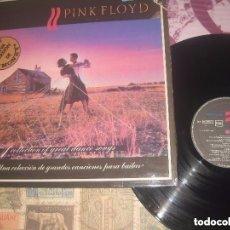 Discos de vinilo: PINK FLOYD-UNA COLECCIÓN DE GRANDES CANCIONES +ENCARTE(EMI-1985) OG ESPAÑA LEA DESCRIPCION. Lote 155439806