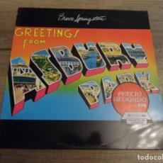 Discos de vinilo: BRUCE SPRINGSTEEN - GREETINGS FROM ASBURY PARK (SPAIN 1982). Lote 155442174