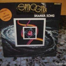 Discos de vinilo: SPYRO GYRA SHAKER SONG MAXISINGLE. Lote 155446078
