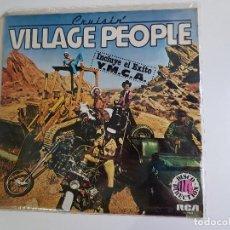 Discos de vinilo: VILLAGE PEOPLE - GO WEST (VINILO). Lote 155447474