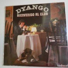 Discos de vinilo: DYANGO - BIENVENIDO AL CLUB (VINILO). Lote 155457110