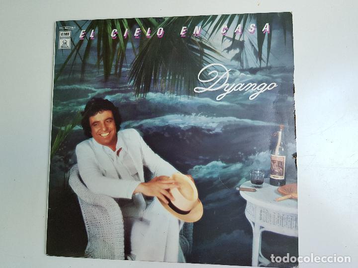 DYANGO - EL CIELO EN CASA (VINILO) (Música - Discos de Vinilo - EPs - Grupos Españoles de los 70 y 80)