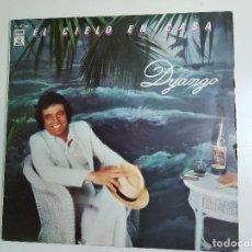 Discos de vinilo: DYANGO - EL CIELO EN CASA (VINILO). Lote 155457270