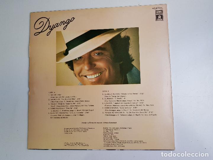 Discos de vinilo: Dyango - El Cielo En Casa (VINILO) - Foto 2 - 155457270