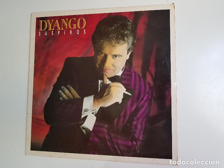 DYANGO - SUSPIROS (VINILO) (Música - Discos de Vinilo - EPs - Solistas Españoles de los 70 a la actualidad)