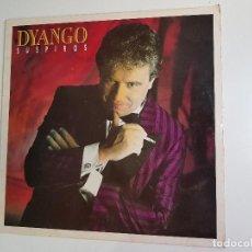 Discos de vinilo: DYANGO - SUSPIROS (VINILO). Lote 155457478