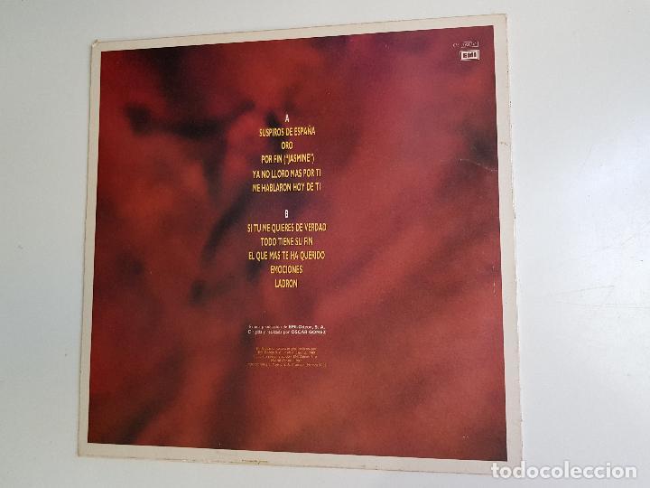 Discos de vinilo: Dyango - Suspiros (VINILO) - Foto 2 - 155457478