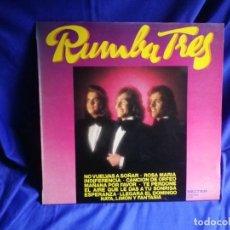Discos de vinilo: RUMBA TRES. Lote 155459950