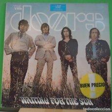 Discos de vinilo: LP THE DOORS – WAITING FOR THE SUN . Lote 155462130