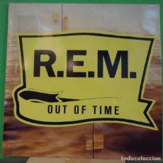 Discos de vinilo: LP R.E.M. – OUT OF TIME. Lote 155462742