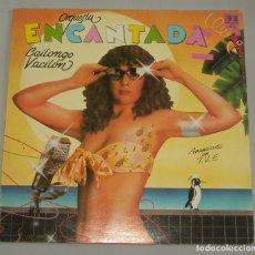 Discos de vinilo: ORQUESTA ENCANTADA BAILONGO VACILON LP BELTER 1982. Lote 155481394
