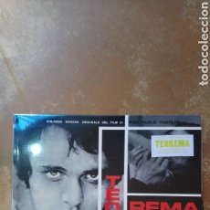 Discos de vinilo: TEOREMA (PIER PAOLO PASOLINI) . ENNIO MORRICONE. BANDA SONORA. LP VINILO NUEVO. Lote 155490058