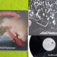 Discos de vinilo: KROKUS. METAL RENDEZ-VOUS. MADE IN GERMANY. AÑO 1980. Lote 155490374