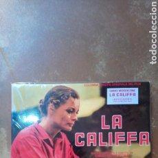 Discos de vinilo: ENNIO MORRICONE-LA CALIFFA (COLONNA SONORA ORIGINALE DEL FILM) LP VINILO NUEVO - PINK VINYL. Lote 155490893