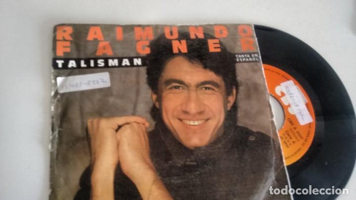 SINGLE (VINILO) DE RAIMUNDO FAGNER EN ESPAÑOL AÑOS 80 (Música - Discos - Singles Vinilo - Grupos y Solistas de latinoamérica)