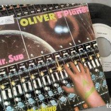 Discos de vinilo: SINGLE (VINILO) DE OLIVER´S PLANET AÑOS 70. Lote 155505086