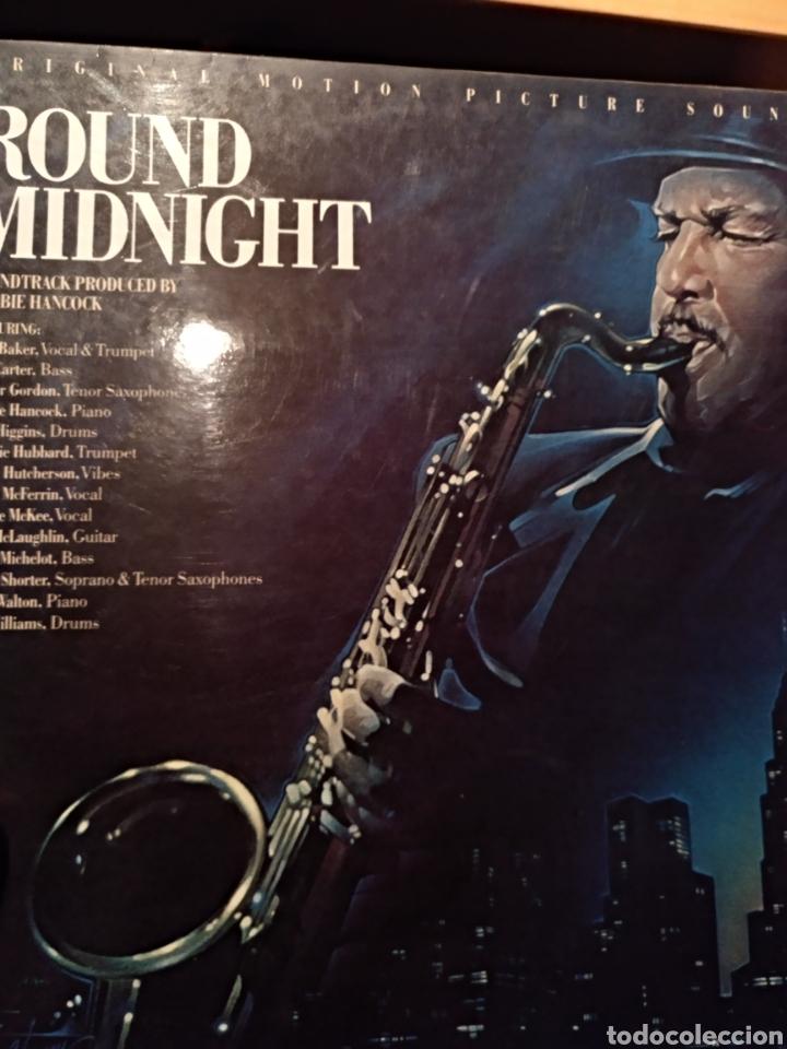 ROUND MIDNIGHT (Música - Discos - LP Vinilo - Bandas Sonoras y Música de Actores )