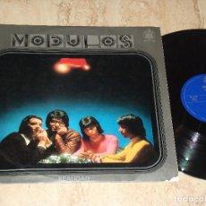 Discos de vinilo: MODULOS LP. REALIDAD (1970) PRIMERA EDICION ORIGINAL -HISPAVOX HH11-183*. Lote 155510482