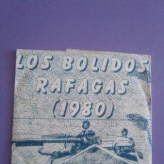 Discos de vinilo: JOYA/MUY RARO EP.LOS BOLIDOS(1980).RAFAGAS/LA MAQUINA/PARAISO/NO TE CREAS.MOVIDA MADRILEÑA.. Lote 155512810