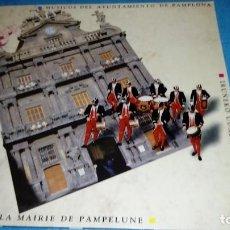 Discos de vinilo: MUSICOS DEL AYUNTAMIENTO DE PAMPLONA. Lote 155538862