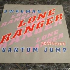 Discos de vinilo: SWAGMAN - LONE RANGER. Lote 155540028