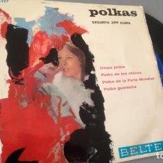 Discos de vinilo: E P ( VINILO) DE JUUP KLEBER Y ORQUESTA AÑOS 60. Lote 155550878