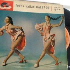 Discos de vinilo: E ( VINILO) DE HORST WENDE Y SU CALYPSO BAND AÑOS 50. Lote 155551450