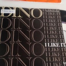 Discos de vinilo: SINGLE (VINILO) DE DINO AÑOS 80. Lote 155551910