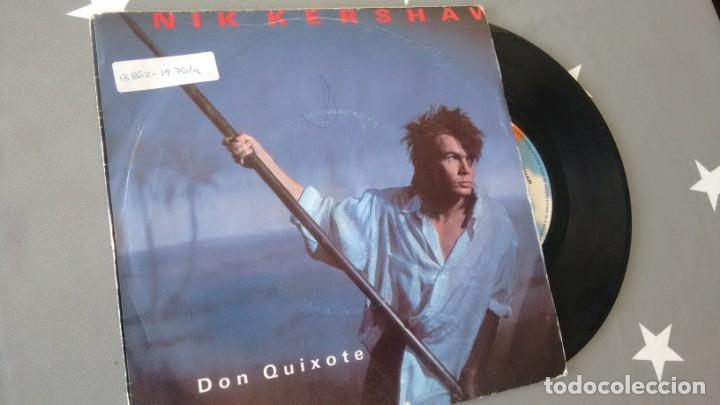 SINGLE (VINILO) DE NIK KERSHAW AÑOS 80 (Música - Discos de Vinilo - Singles - Pop - Rock Extranjero de los 80)