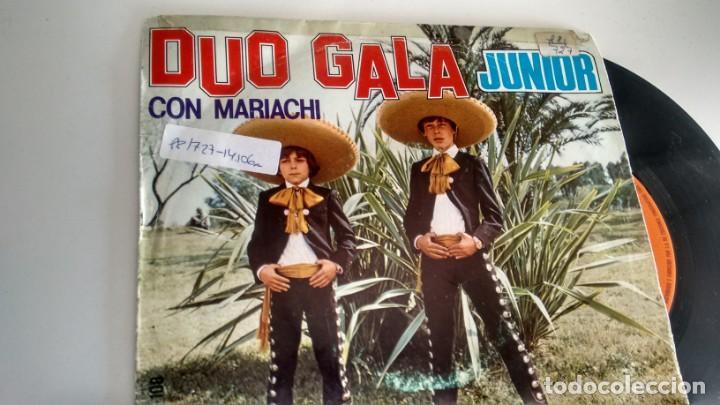 SINGLE (VINILO) DE DUO GALA JUNIOR AÑOS 80 (Música - Discos - Singles Vinilo - Grupos Españoles de los 70 y 80)
