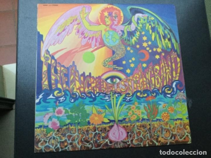 THE INCREDIBLE STRING BAND - THE 500 SPIRITS (Música - Discos - LP Vinilo - Pop - Rock - Extranjero de los 70)