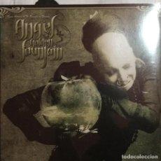 Discos de vinilo: SOPOR AETERNUS. ANGEL GOLDEN FOUNTAIN. FIRMADO. Lote 155570070