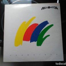 Discos de vinilo: 2LP HELLOWEEN - CHAMELEON - EMI SPAIN 1993 VG+ GATEFOLD. Lote 155573522