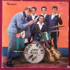 Discos de vinilo: AB-206.- EP.- DE COLIN HICKS , AND HIS CABIN BOYS, 1960 . DISCOPHON 17.068, ITALDISC.- 45 . R.P.M. . Lote 155583818