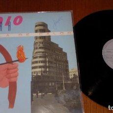 Discos de vinilo: RADIO FUTURA–ESCUELA DE CALOR . Lote 155593866