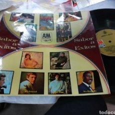 Discos de vinilo: SABOR A EXITOS LP ESPAÑA 1968. Lote 155602609