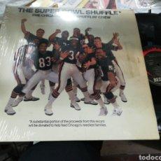 Discos de vinilo: THE CHICAGO BEARS SHUFFLIN' CREW MAXI U.S.A. 1985. Lote 155603574