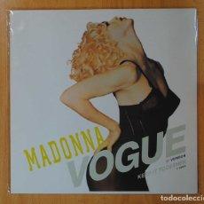 Discos de vinilo: MADONNA - VOGUE - MAXI. Lote 155606569