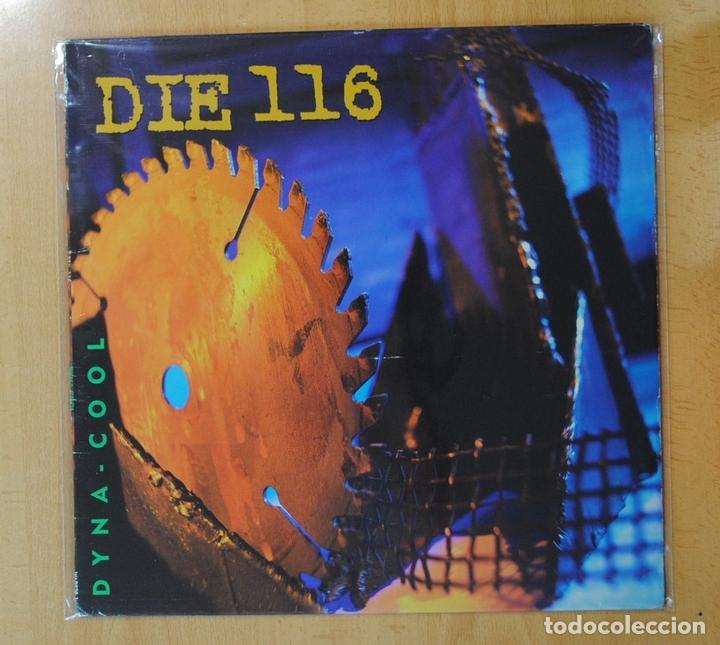 DIE 116 - DYNA-COOL - LP (Música - Discos - LP Vinilo - Pop - Rock Internacional de los 90 a la actualidad)